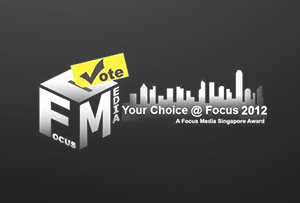 Singapore: Your Choice @Focus - Singapore PMEBs' Most Favourite Brand Award in Toothpaste